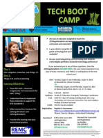 21Things4Students Tech Boot Camp 2014