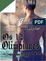 Os 12 Olimpianos 01 - Justice Para Skylar
