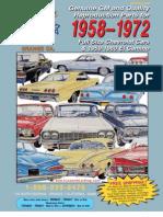 58-72 Car 59-60 El Camino