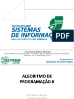 Algoritmo II - Aula 1