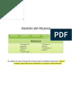 Clase v.- Manejo Del Alcance