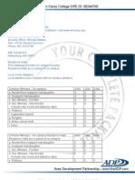 WIlliam Carey University Crime Statistics