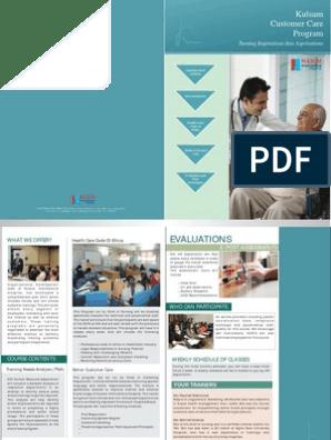 Kulsum Customer Care Program Nursing Hospital