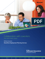 Sharepoint Deployment Planning Services Brochure 110307083958 Phpapp02