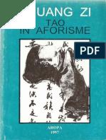 Zhuang Zi Tao in Aforisme PDF