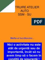 Instruire Atelier Auto SSM - SU