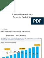El Nuevo Consumidor y Comercio Electrónico