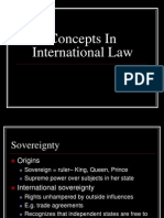 unit 5- sources of international law