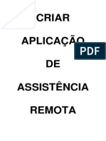 CRIAR APLICAÇÃO DE ASSISTÊNCIA REMOTA.docx