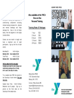 Strong & Fit Brochure