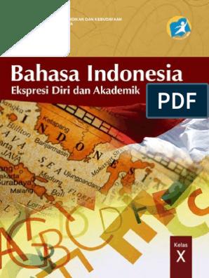 Jawaban Tugas Bahasa Indonesia Hal 108 Kelas 11