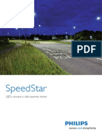Speedstar Luminaire