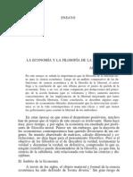 Alejandro Chafuén, La economía y la filosofía de la libertad