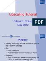 Upscaling Slides May 2012