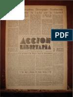 Acción Libertaria, Nº 75. Mayo 1944-Fla