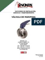 Mariposa Valva