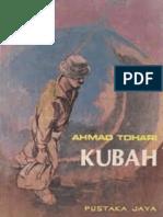 Novel Kubah karya Ahmad Tohari