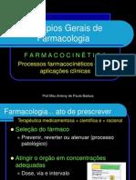 Aula 01 - Farmacocinética