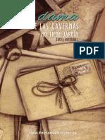 La Dama de Las Cavernas no tiene jardín, de Teresa Hernández, primeras páginas