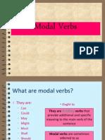 Modal Verbs Ppt Class