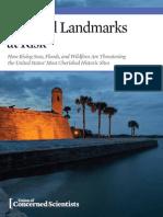 National Landmarks at Risk Full Report