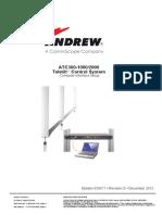 ATC300-1000 Teletilt Control System Computer Interface Setup 639571