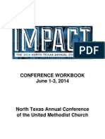 2014 Nt c Annual Conference Work Book