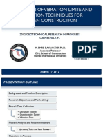 140226_Vibration Limits During Construction