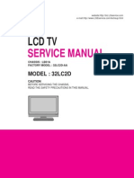 32LC2D-AA Service Manual