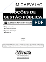 Apostila Noções de Gestao Publica Trt