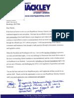 Jackley Letter