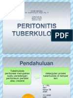 Peritonitis Tuberkulosis