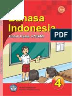 Buku Kelas 4 - Bahasa Indonesia