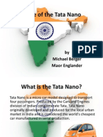 (2) India - The Failure of the Tata Nano