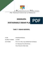 Task 7 - Urban Renewal