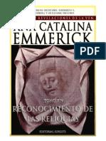 Visiones y Revelaciones de Ana Catalina Emmerich - Tomo 14