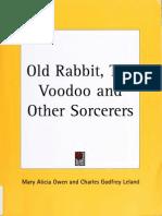 Rabbit Voodoo