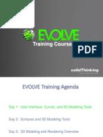 Evolve 2014 Basic Training