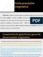 Curs 2 Geochimia Proceselor Magmatice lucrari practice si teste de laboratorlucrari de teren etc