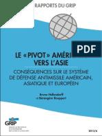 Rapport_2013-6_le Pivot Americain Vers l Asie