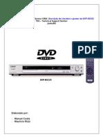 Treinamento DVD Sony DVP-NS325