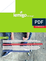 LEMIGO Vaikiškas Katalogas 2014