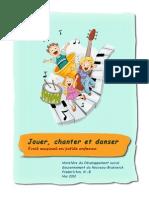 Jouer Chanter Et Danser