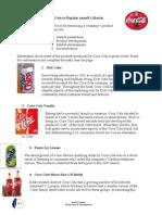 Ansoff and Coca Cola