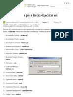 +100 comandos para Inicio_Ejecutar en Windows XP _ El Geek