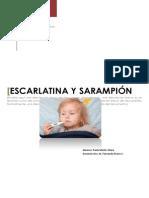 Escarlatina y Sarampion
