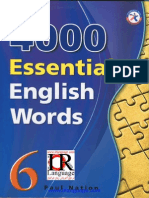 4000 Essential English Words 6