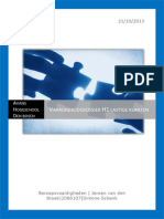 beroepsvaardigheden h1 - vaardigheidsdossier
