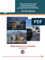 Airman Basic Skills  (1ABG Airman Manual Chapter 7)