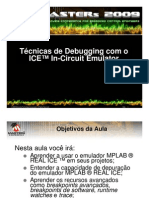 Técnicas de Debugging com o ICE™ In-Circuit Emulator